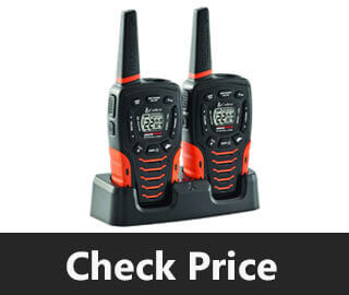 Cobra ACXT645 Walkie Talkies review review